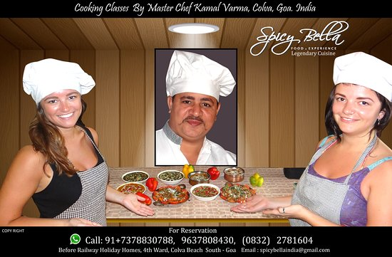 Spicy Bella Cooking Classes