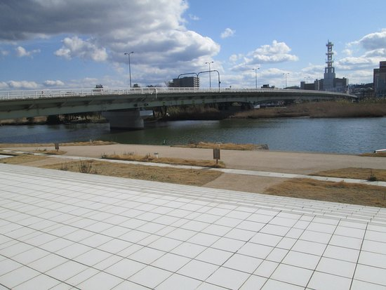 Kunibiki-ohashi Bridge