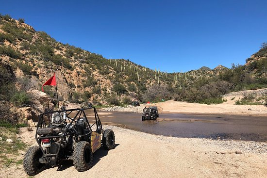 2 Person U Drive Sand Buggy Tour