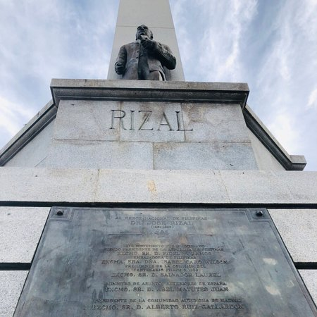 Monumento Jose Rizal