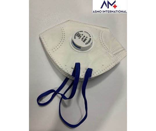 Maskeliya, Sri Lanka: N95 Mask Respirator Brand –  AIR+ N95 Manufactured By:  India Pack: Pack of 30 pieces Form: mask Batch No: SHA 094 Usage: Air+ N95 are two types of masks. N95 NIOSH certified pollution mask. both with an exhalation valve with a filter. It is highly comfortable because of its high-end features like exhalation valve with filter, metal nose clip, and adjustable colored braided elastic headbands. These features make it comfortable to wear for long hours, and in hot weather, or summer days without th