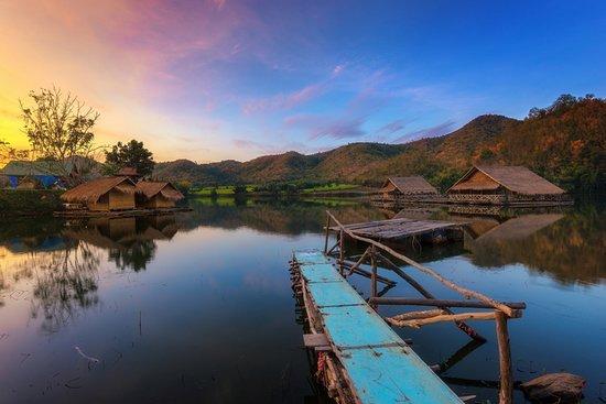 Dan Chang, Таиланд: อ่างเก็บน้ำหุบเขาวง-สุพรรณบุรี