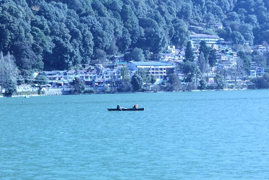 Nainital District, อินเดีย: Naina Lake Pic, Awesome place to visit Solo, with Family, Couple and In Group