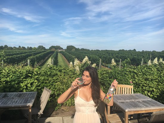 Sagaponack, État de New York: Summer in a Bottle!