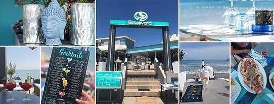 Boulevard Restaurant Beach Bar