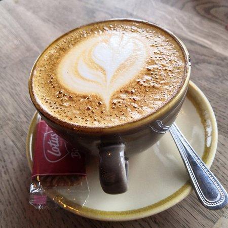 Parkgate, UK: Good coffee