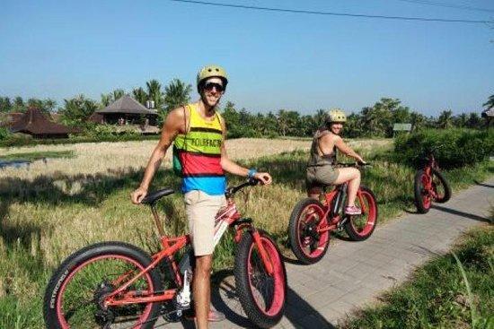 eBike Tour in Bali