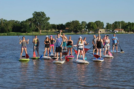 Flatwater Fitness & Fun