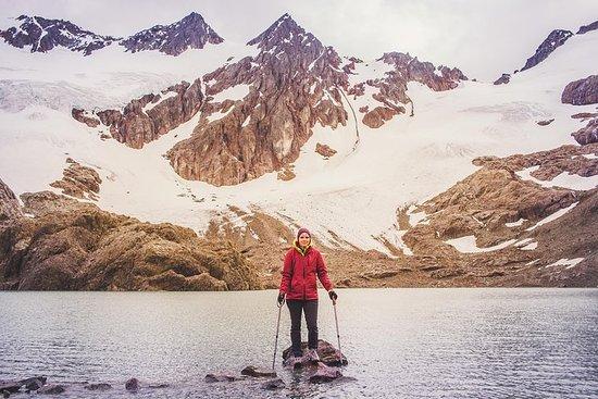 Trekking ao Glaciar Vinciguerra e...