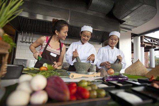 Expérience de cuisine laotienne...