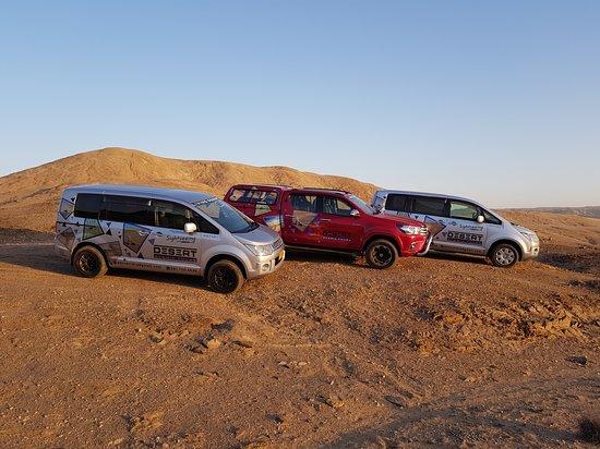 Свакопмунд, Намибия: Desert Scenic Tours DST001, DST002, DST003
