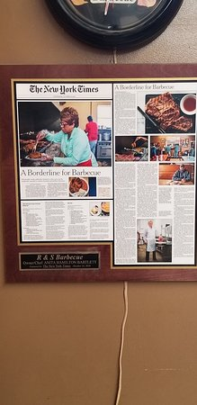 Tompkinsville, KY: R & S Barbecue