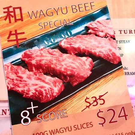 8+ Score Wagyu Beef on Special😍 Two serves left! Hurry up🏃🏻🏃🏻♀️