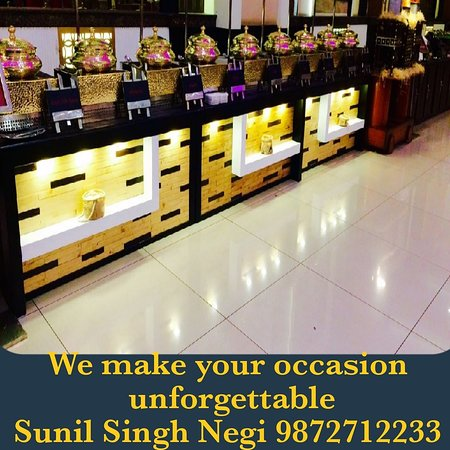 Solan Tehsil, Индия: For our customers, Red Tag Caterers #9872712233 is one of the best caterers in Chandigarh because we offer a Rich & Unforgettable 360deg Catering Experience to our customers. Our team comprises of the best professionals who are hardworking and dedicated which enables us to cater to every small and big requirement so that our clients can enjoy and cherish their special moments.