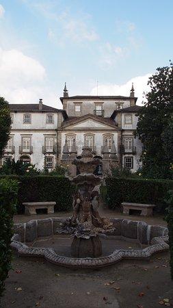 美術館と庭園