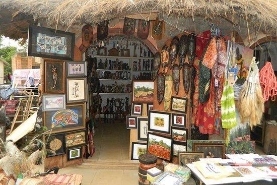 Visite au village artisanal de Dizephe