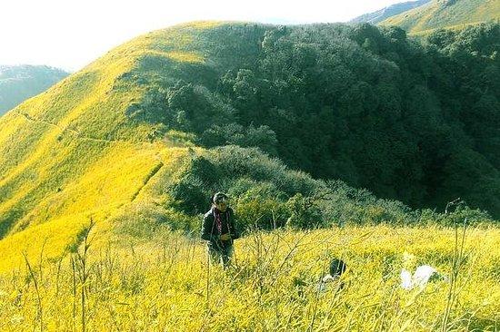 Trek dans la vallée de Dzukou
