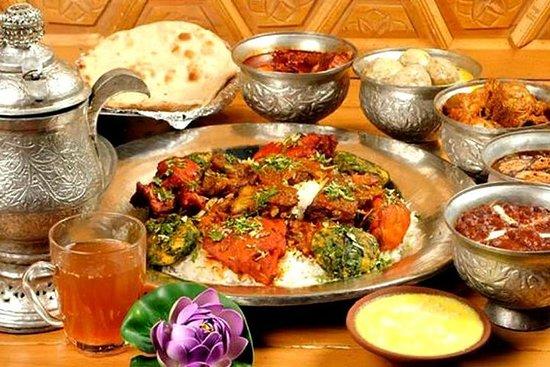 Visite culinaire du Cachemire