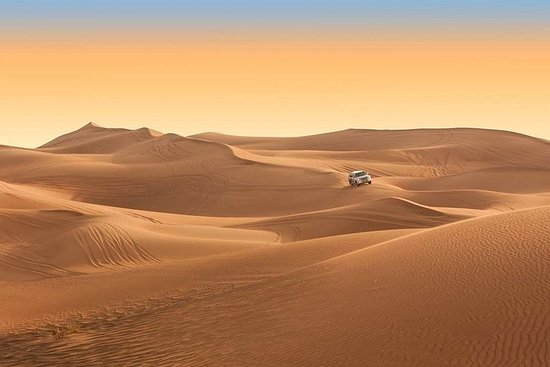 Dubai Red Dunes Desert Safari...