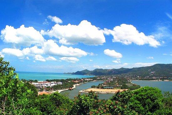 從Samui Na Thon Port到蘇梅島周圍的半日遊照片