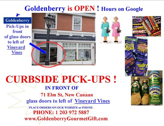 Goldenberry Gourmet Gift
