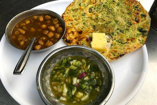 Essen Spaziergang in Amritsar mit...
