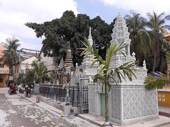 Saravoan Techo Pagoda
