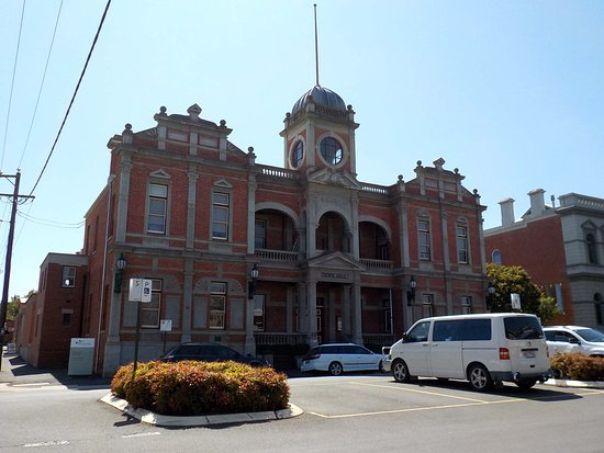 Castlemaine Town Hall