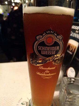 Buckeburg, Almanya: Good German Bier !!!