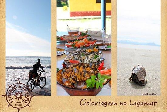 Seaside Pedal-Cycling 4 dager - Ilha do Mel- Utendørs ekspedisjon og...