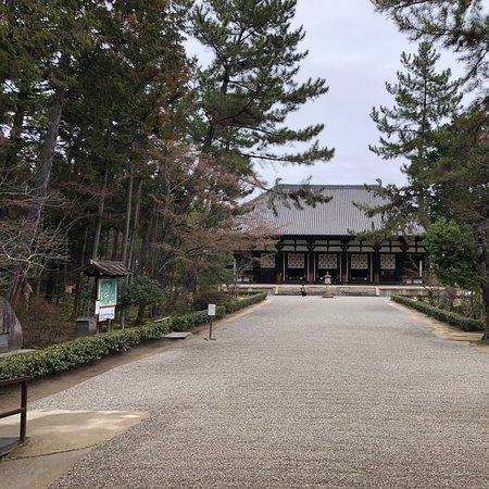 Toshodai-ji Temple Kondo
