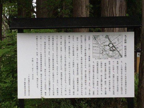 Marukodate Site
