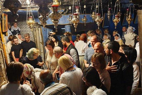耶路撒冷,伯利恒和昆兰的三日圣之旅