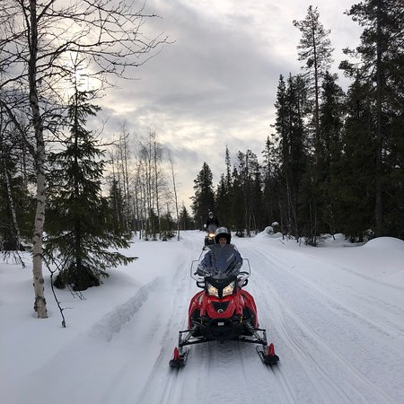 This is the place to go for great excursions in Lapland