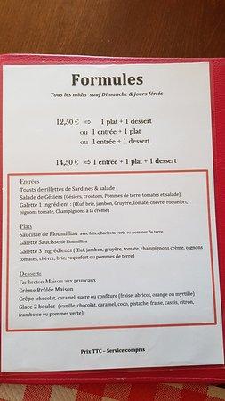Saint-Michel-en-Greve, Fransa: Ty tante Jeanne (1)