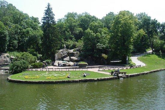 Arboretum Sofiyevka Park à Uman depuis Kiev