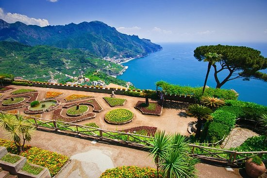Van Rome naar Tour Amalfi Coast ...