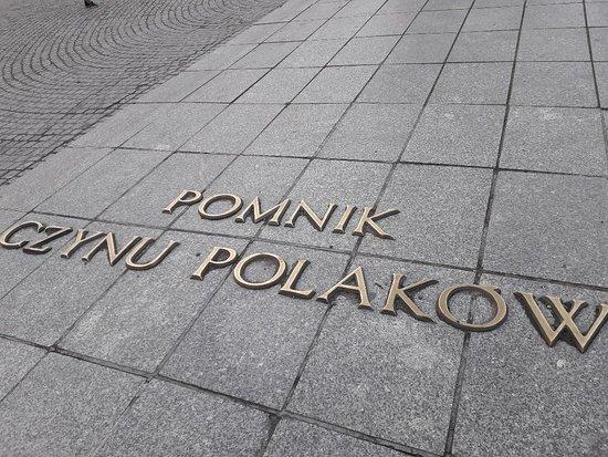 Pomnik Czynu Polakow