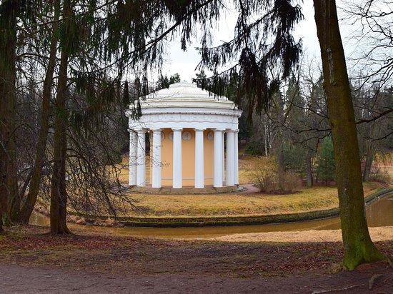 """Pavilion """"Temple of Friendship"""""""