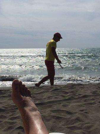 Best nudist beach on Montenegro - Ada Bojana Nudisticka