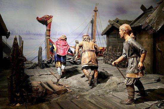 Ohne Anstehen: Das Wikingermuseum...
