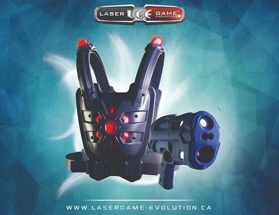 Laser Game Evolution Marché Central