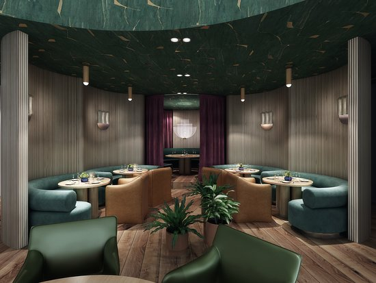 Commons Club - The Signature Room (Private Dining Room)