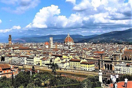 Florença e Pisa 1 dia WOW TOUR: Carro...