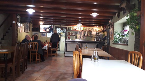 Fornells de la Muntanya, Испания: Interior del local