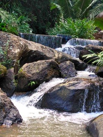 Cambuci: Cachoeira