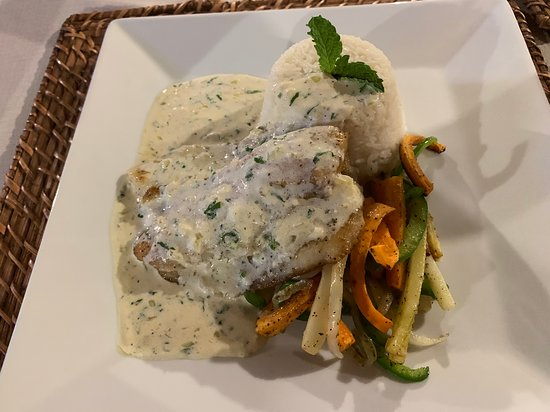 Armenia, Belize: This is the fish filet