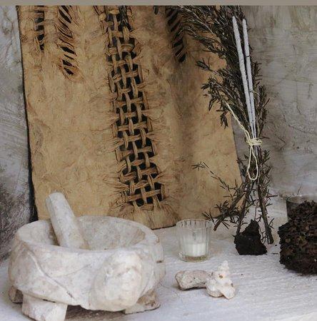 Oko Spa Mayan Healing Portal