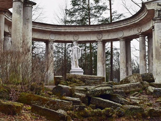 Colonnade of Apollo