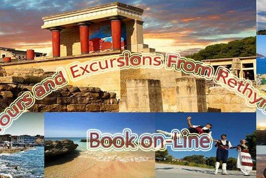 Tours & Tranfers On Crete Island